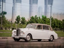 Роллс Ройс Фантом Rolls-Royce Phantom V Limousine