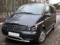 Мерседес Виано Mercedes-Benz Viano Бизнес класс
