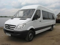 Мерседес Бенц Спринтер Mercedes-Benz Sprinter